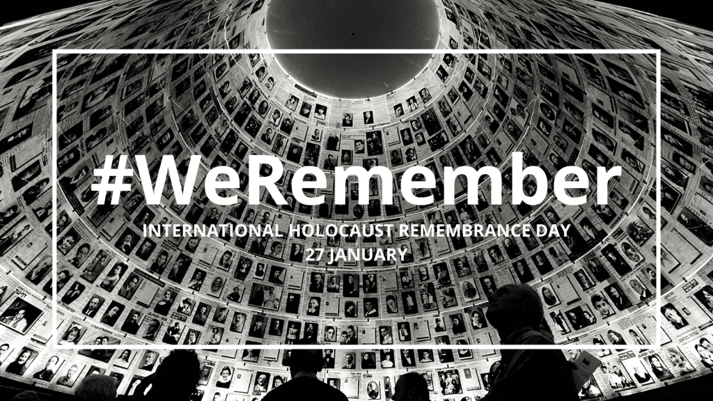 Holocaust Remembrance Day: #WeRemember