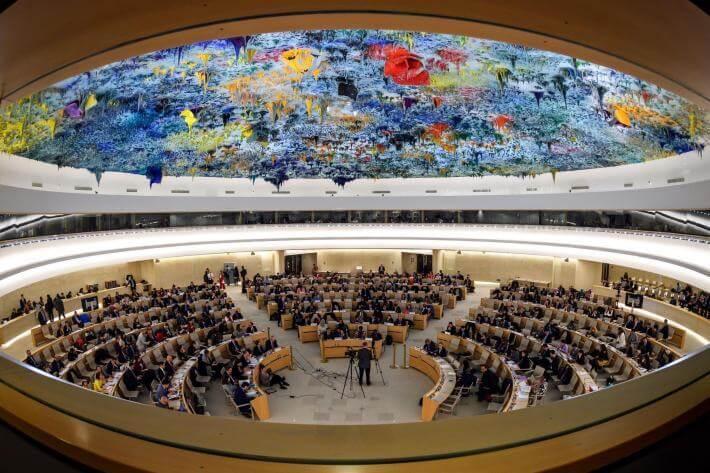 """BM İnsan Hakları Komitesi'ne """"Raporlama Öncesi Sorunlar Listesi"""" için bildirim sunduk"""